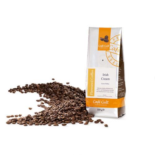 Irish Cream ízesítésű Arabica blend ízesített kávé