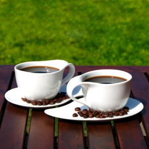 Ninfea Porcelán Cappuccino csésze + alj szett 2 db 20 cl