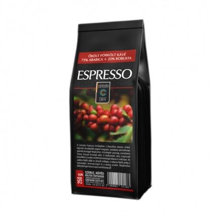 Contador Espresso őrült kávé