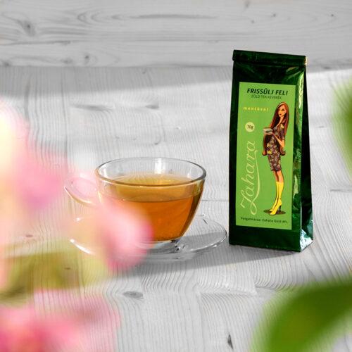 Szálas zöld tea keverék - Zahara Frissülj Fel!