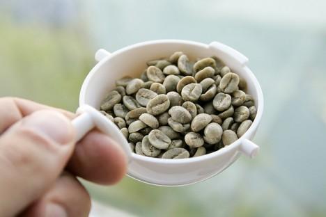 A zöld kávé jótékony hatásai, fogyasztása, elkészítése