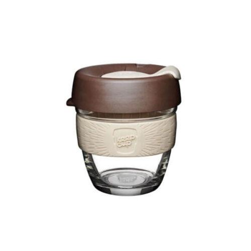 KEEPCUP BREW ÜVEG COFFEE TO GO POHÁR KÁVÉS TERMOSZ ROAST 227 ML