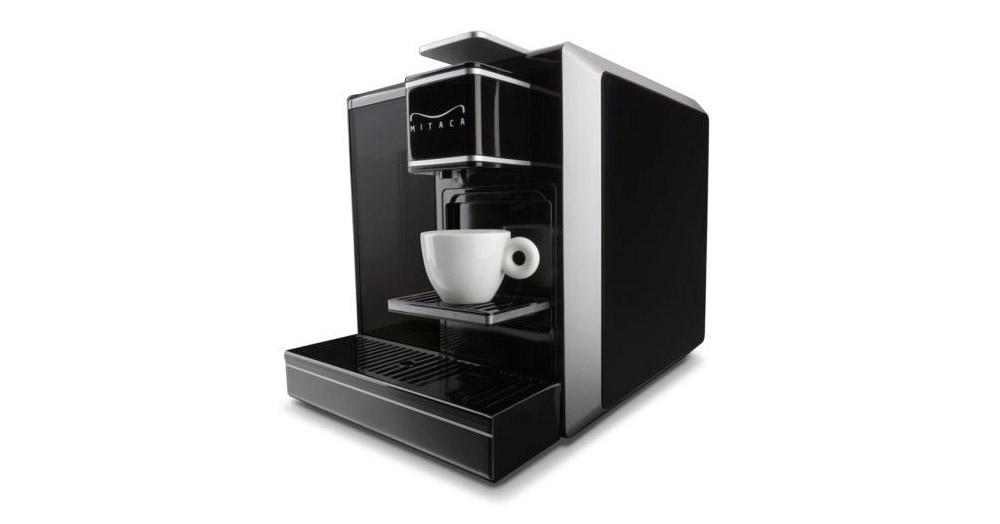 Mitaca i5w Illy ITACA kávé kapszula kompatibilis kávégép bérlés
