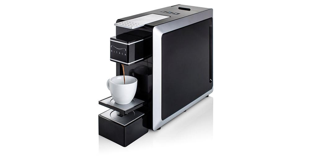 Mitaca i8 Illy ITACA kávé kapszula kompatibilis kávégép bérlés