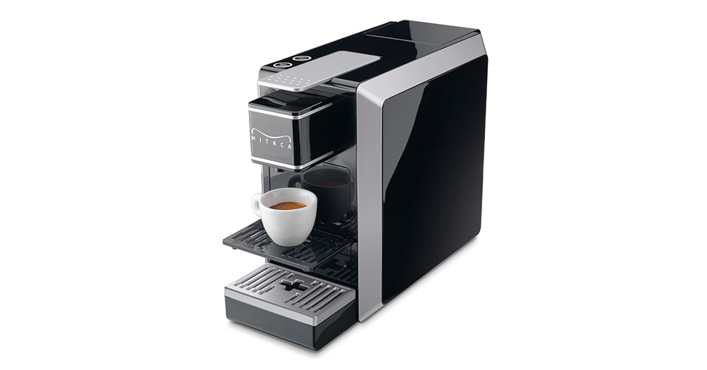 Mitaca i9 Illy ITACA kávé kapszula kompatibilis kávégép bérlés