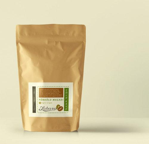 Zahara Pörköld Magad szemes zöld kávé otthoni kávé pörkölés