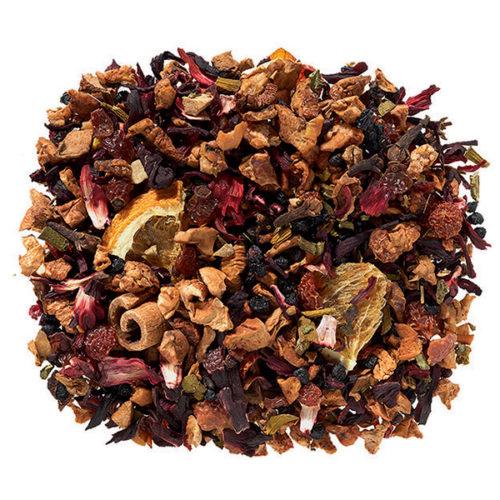 Karácsonyi tea - forralt boros szálas gyümölcstea Zahara