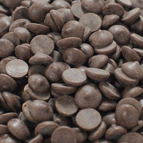 Forró csoki pasztilla - belga étcsokoládé - Zahara