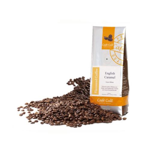 Arabica blend ízesített kávé english caramel