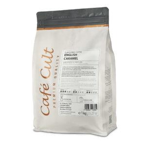 Arabica blend ízesített kávé english caramel különleges kávé