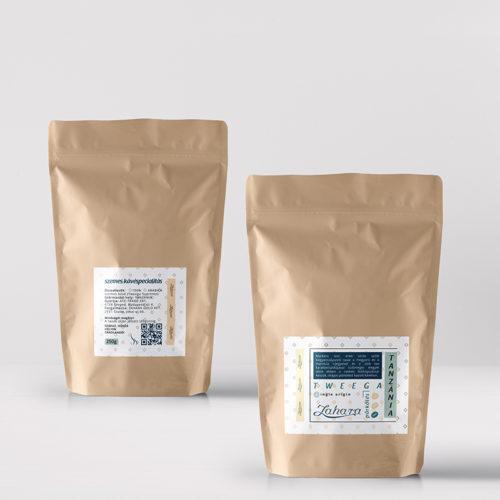 Tanzánia Tweega Supremo single origin szemes kávé Zahara