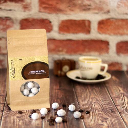 Csokidrazsé kávés - Zahara Roppanós