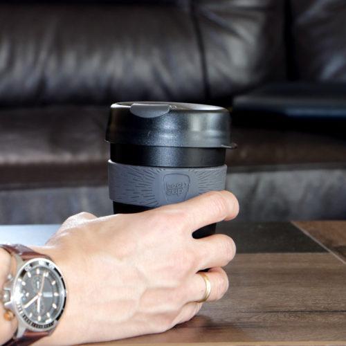 KeepCup Doppio hordozható kávéspohár
