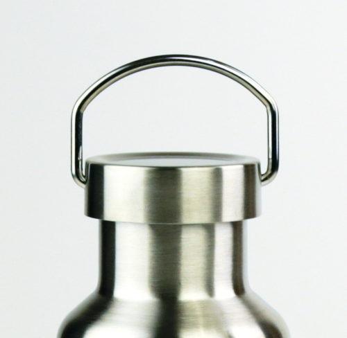 kávé tea rozsdamentes acél fém termosz kulacs