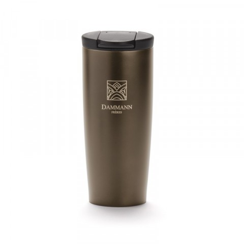 Termosz pohár, kávés, teás termosz bögre - Dammann