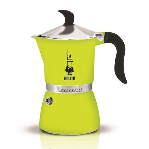 kotyogós kávéfőző zöld bialetti fiammetta green