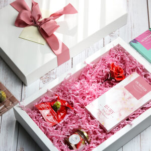 Ruby csokoládé ajándékcsomag nőknek