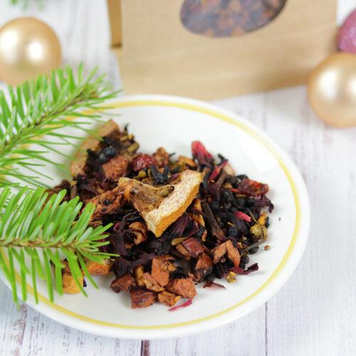 Zahara forralt boros karácsonyi tea