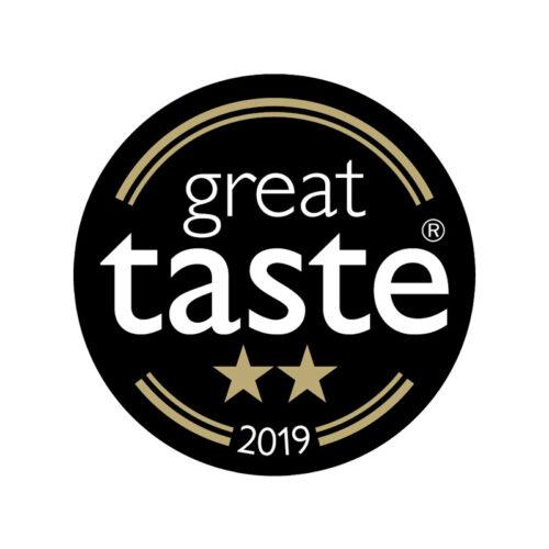 Grate Taste díj matrica 2019