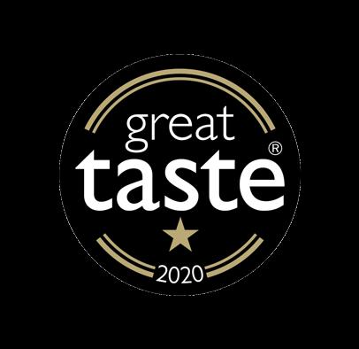 Grate Taste díj matrica 2020
