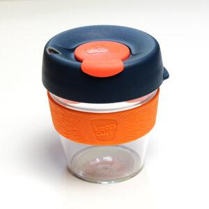 Keepcup Clear coffee to go kávéspohár - Coctail S