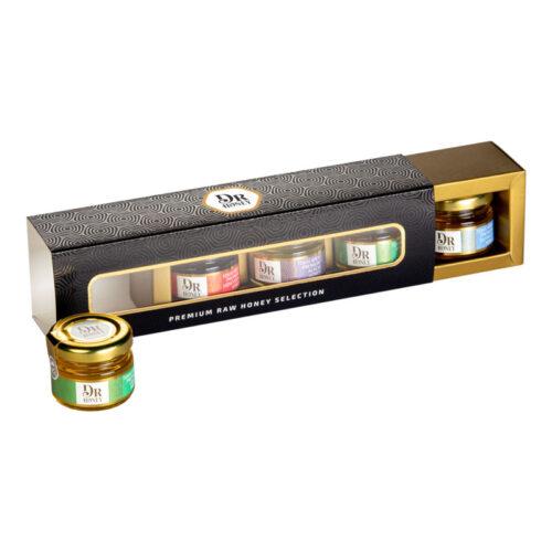Dr.Honey díjnyertes prémium fajtamézválogatás ajándékcsomag