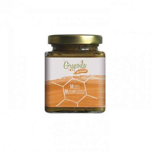 Grapoila mézes mustár szósz