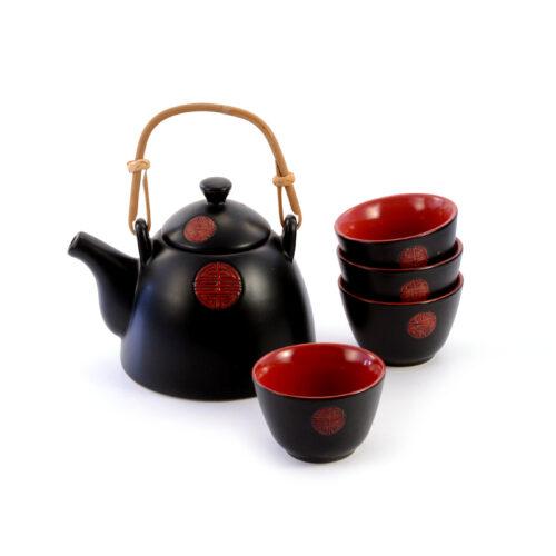 Kínai teázó szett, készlet