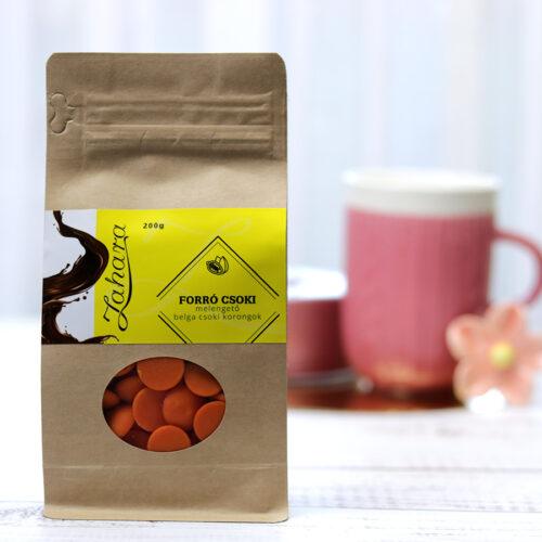Zahara Narancsos ízesített forró csoki pasztilla