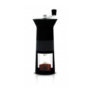 bialetti kézi kávédaráló kávéőrlő fekete