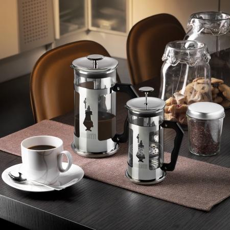 Bialetti Preziosa dugattyús kávéfőző, french press