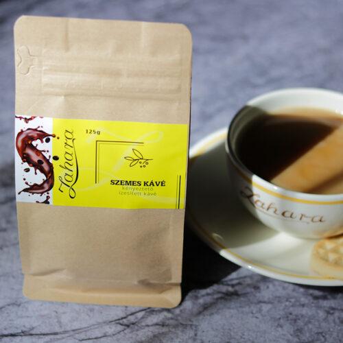 Zahara karamellás ízesített kávé