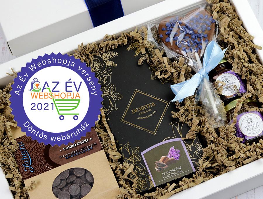 Az Év Webshopja 2021 döntős webáruház