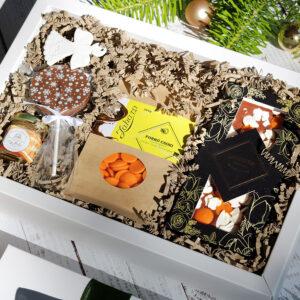 XMAS SURPRISE karácsonyi ajándékcsomag - gasztroajándék karácsonyra