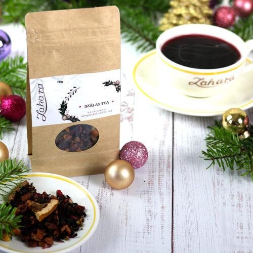 Forralt boros karácsonyi tea